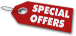 Event hire special offers